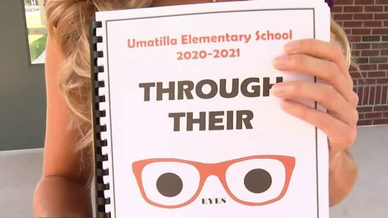 Umatilla Elementary students share coronavirus pandemic experiences in new book