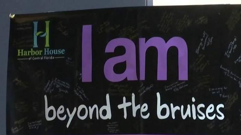 Domestic violence advocates encourage survivors to seek help