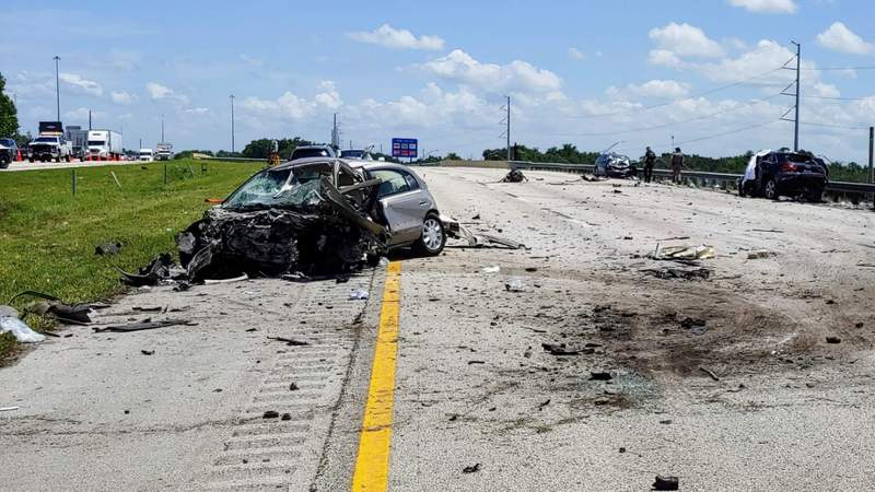 Fatal Polk Crash