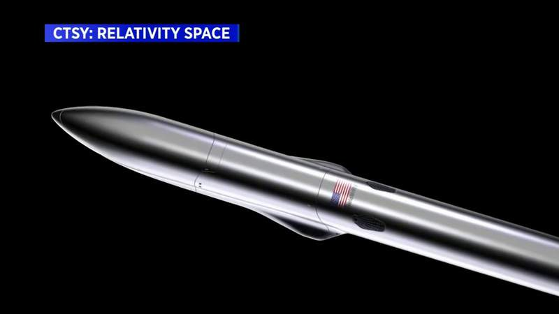 Relativity Space unveils details of larger 3D-printed rocket to launch from Cape Canaveral