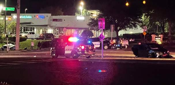 A 20-year-old Clermont woman is now dead after she was hit by a truck after she exited her car following a crash in the area of Highway 27 and Roper Boulevard Monday night, according to police.