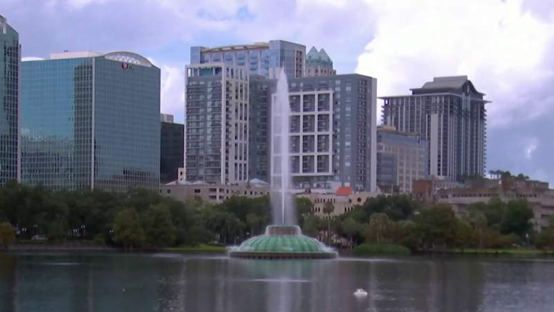 Orlando's iconic Lake Eola could be getting a facelift
