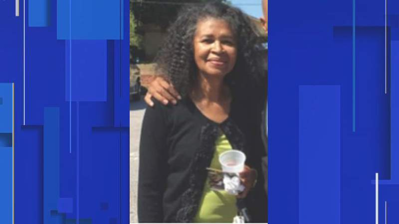 Marion County deputies issued a silver alert for a missing 78-year-old Marion County woman on Friday night.
