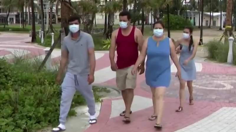 Coronavirus cases continue to climb