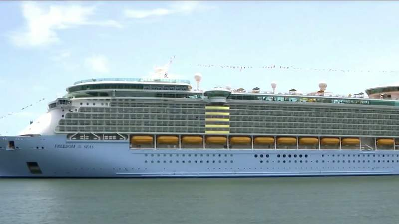 Royal Caribbean conducts simulated voyage from Port Miami