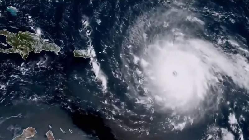 Warm sea surface temperatures make above-average hurricane season likely