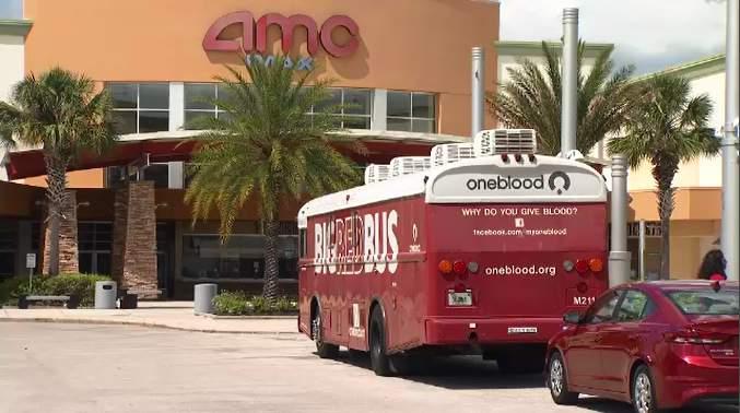 OneBlood calls on community for donations during coronavirus pandemic.