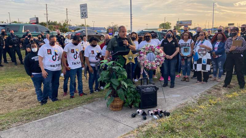 Sheriff addresses street racing problem as community remembers victims from fatal crash