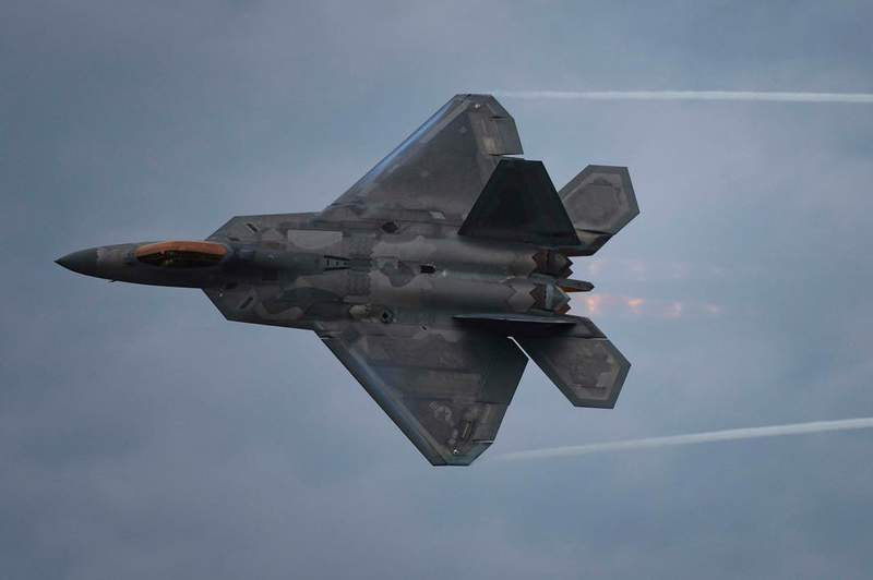 The F-22 Raptor is the fastest and most maneuverable fighter jet in the world today. The F-22 Raptor Demo Team has been added to this weekend's Orlando Air & Space Show performer lineup.