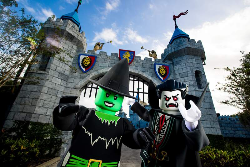 SPOOKY FUN COMES TO LEGOLAND® FLORIDA RESORT WEEKENDS THIS OCTOBER FOR BRICK OR TREAT 2020