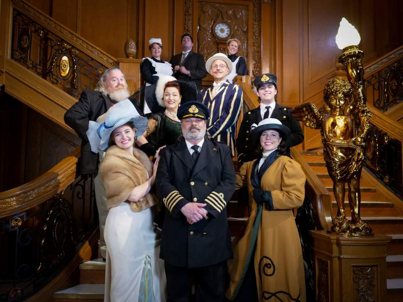 Titanic First Class Dinner Gala Re-Opens this Weekend
