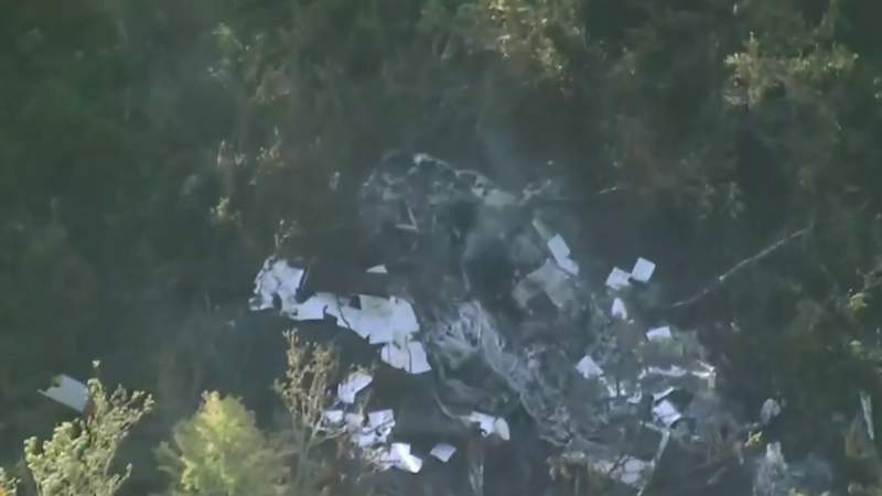 No survivors expected from Black Hawk helicopter crash in Leesburg