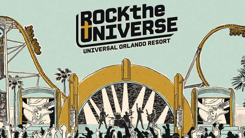 Rock the Universe at Universal Orlando