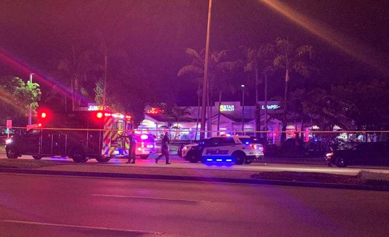 Coconut Creek police-involved shooting.