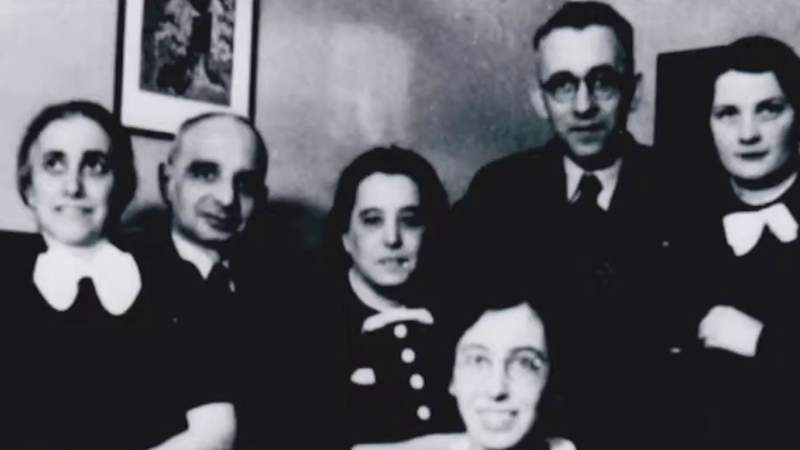 Central Florida Holocaust survivor recalls how her family escaped from Nazis