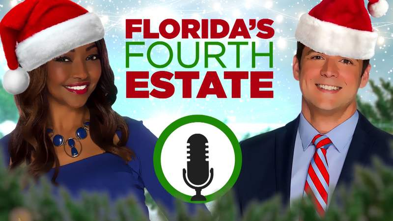 Ep112: Florida's Fourth Estate- Holiday 2019 edition