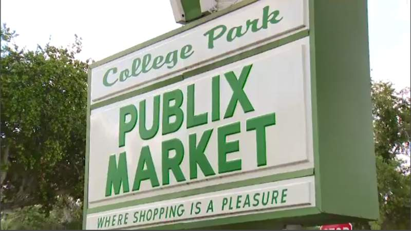 Publix now accepting walk-ins for COVID-19 vaccinations