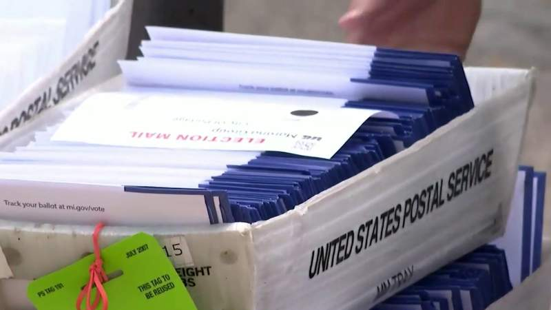 'Don't wait:' Time is running out to return your ballot via mail