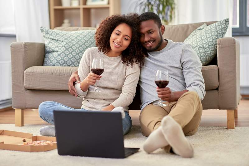 Host a virtual wine party in time for National Wine Day.
