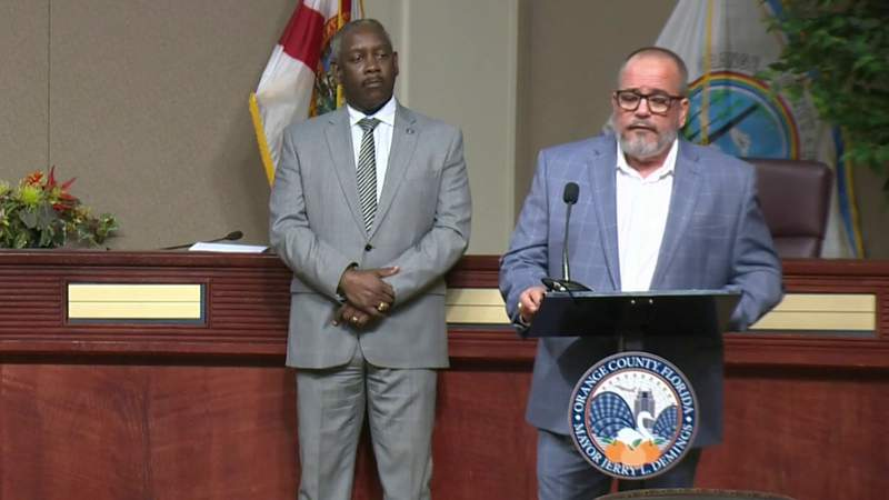 Orange County mayor says he won't require residents to wear face masks