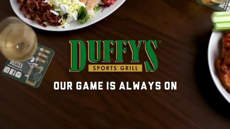 Duffy's Sports Grill closes during coronavirus pandemic