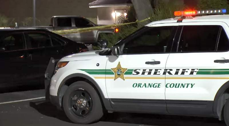 A man was rushed to the hospital after a shooting in east Orange County, according to the sheriff's office.