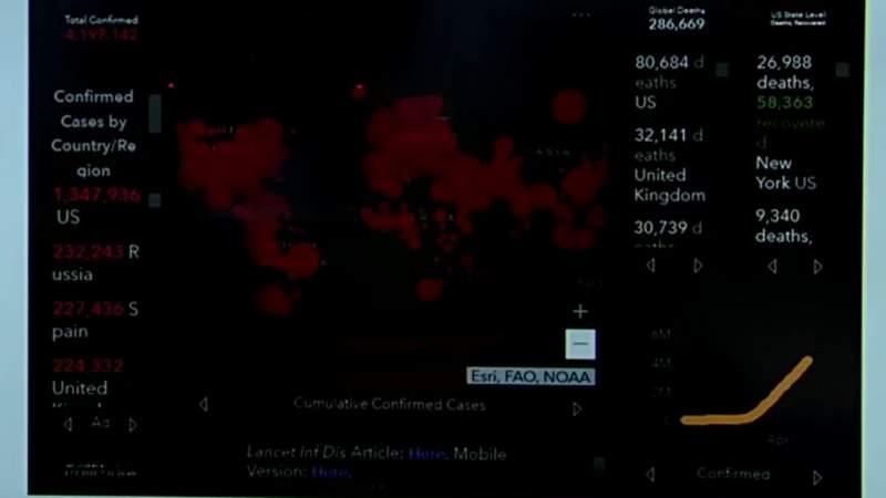 How to track coronavirus recovery numbers worldwide