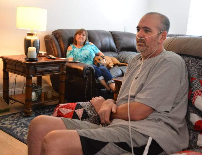 Jack Ghiz describes his seven-month COVID-19 hospital ordeal.