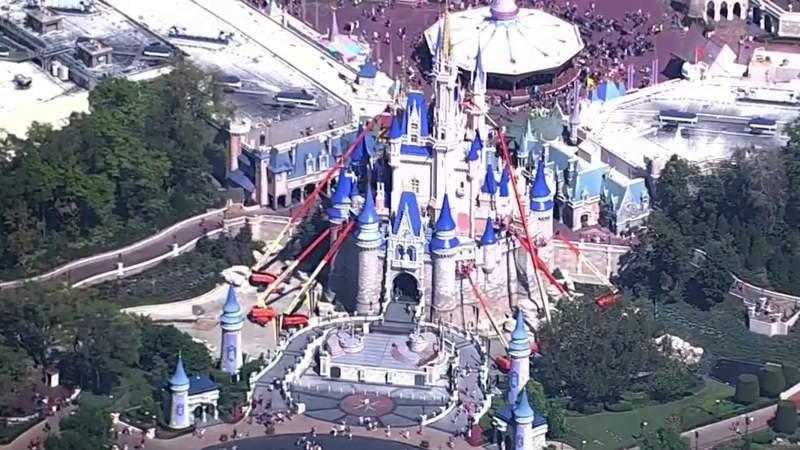 Coronavirus: Disney closes resort hotels, shops at Disney Springs
