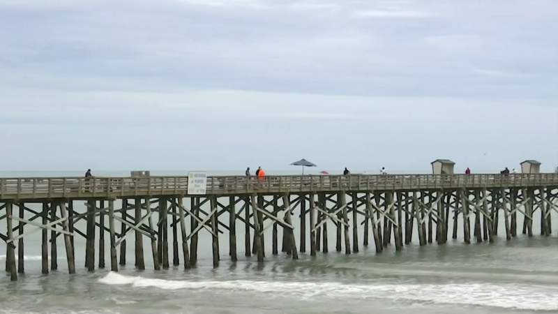Flagler Beach Pier reopens after months of closures due to coronavirus concerns