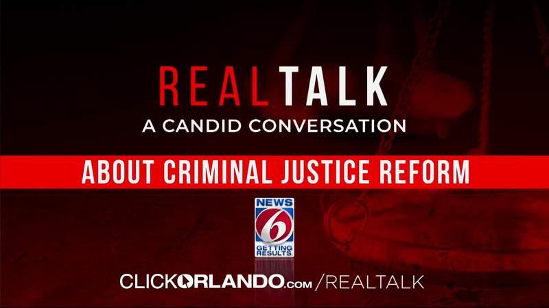 REWATCH: News 6 hosts Real Talk town hall on criminal justice reform