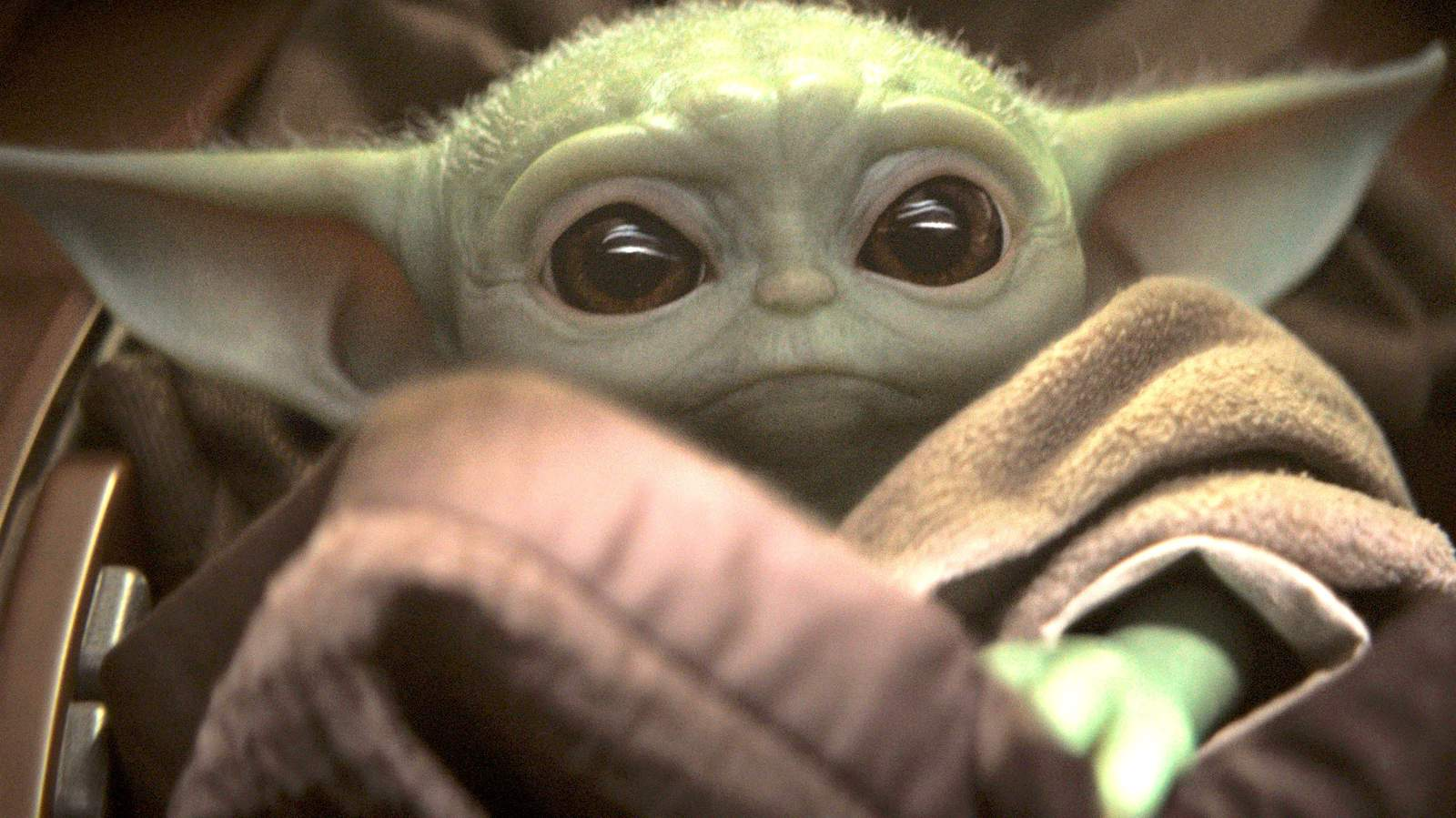 Baby Yoda Catches Ride On Spacex Crew Dragon Into Orbit With Astronauts