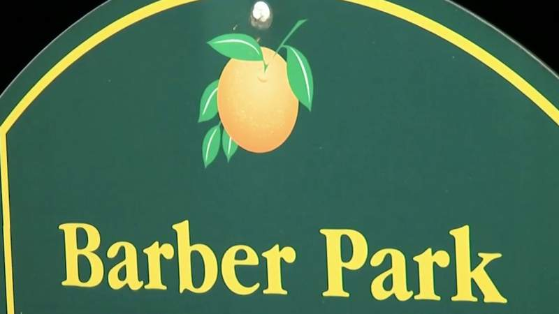 Appointments available for COVID-19 vaccine at Barber Park