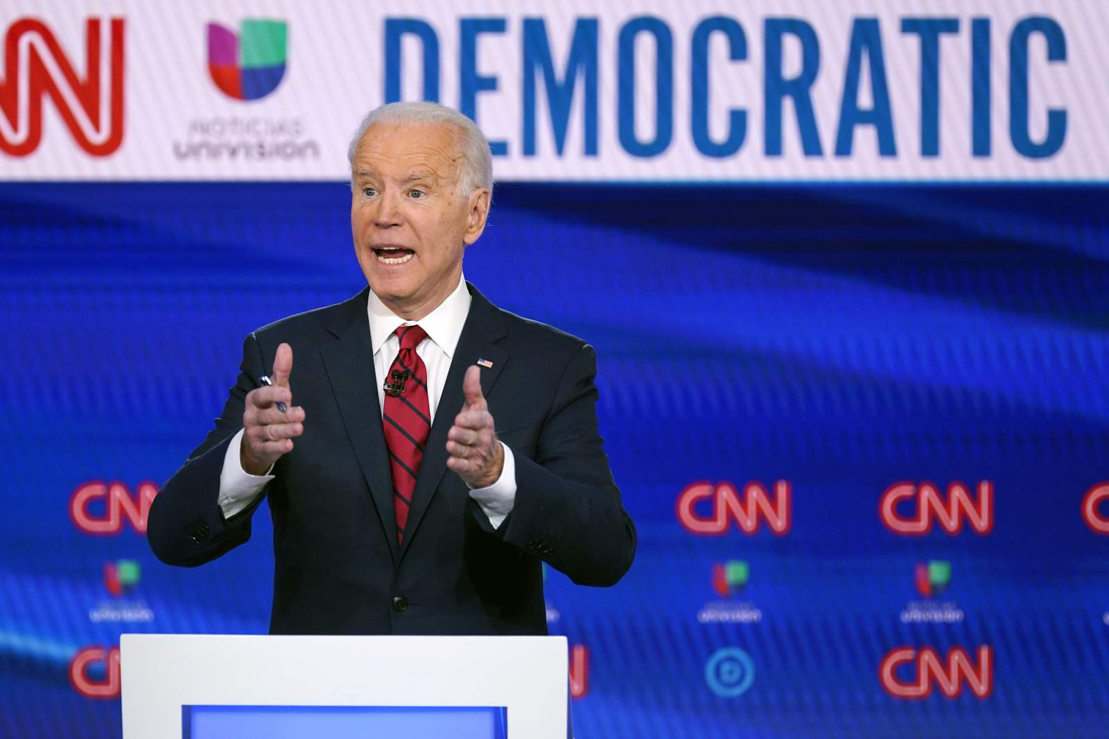 Biden Campaign Limits Press Access During Virtual Fundraiser