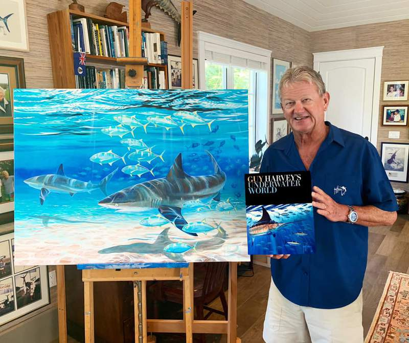 Dr. Guy Harvey to meet fans at Busch Gardens Tampa Bay