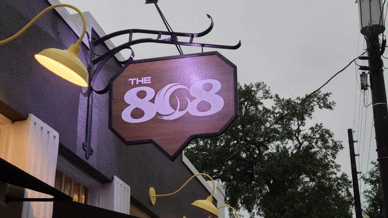 The 808 is now holding its soft opening in Orlando's Thornton Park