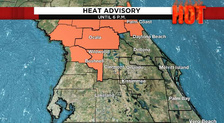 Heat Advisory