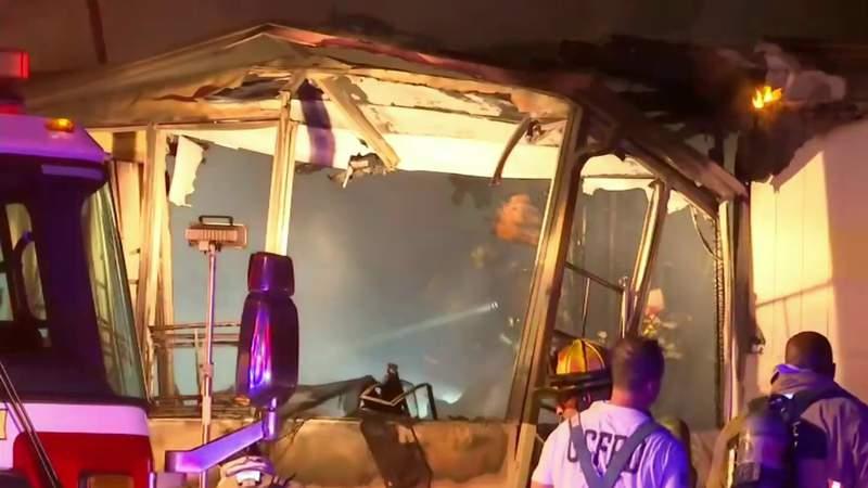 2 dead in Orange County house fire