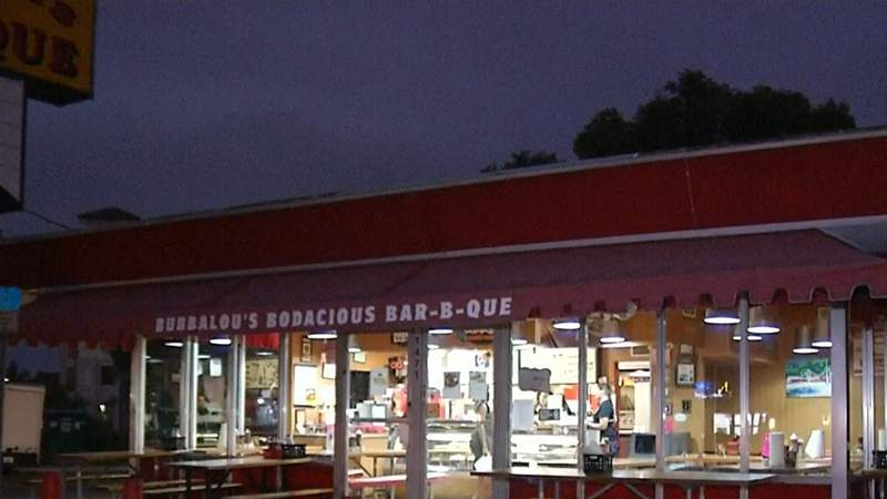 Bubbalou's Bodacious Bar-B-Que's Lee Road location is now permanently closed