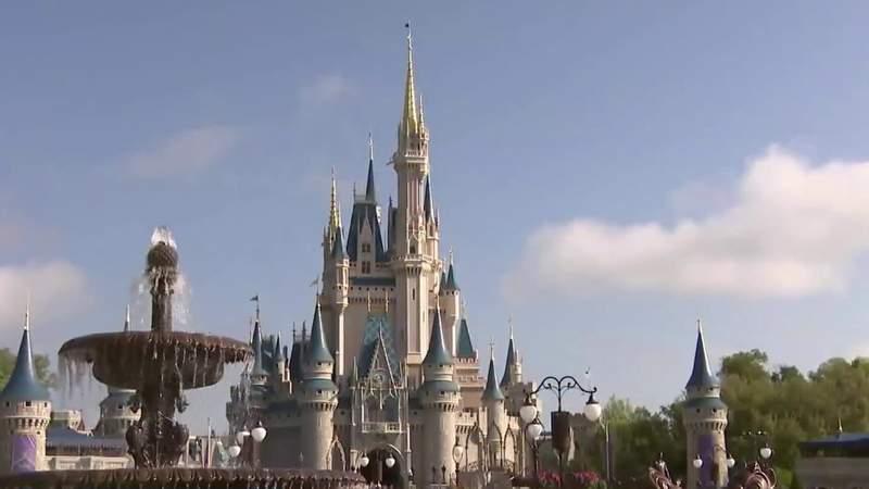 Disney closes hotels, shops
