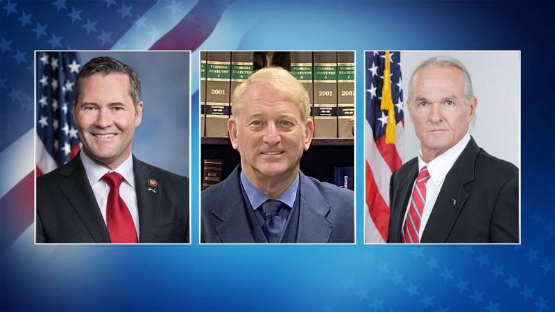 U.S. House District 6 candidates.