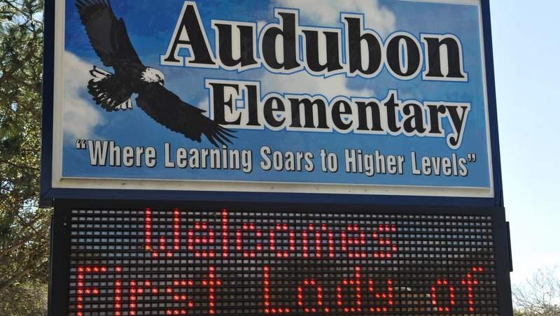 Audubon Elementary on Merritt Island