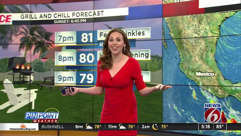 Grill & Chill forecast -- 10/26/20