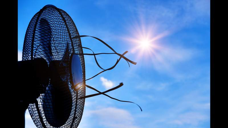 'Dangerous heat:' Highs hover near 90 in Central Florida