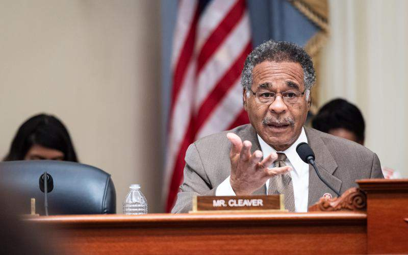 Rep. Emanuel Cleaver II represents Missouri's Fifth Congressional District. (Cleaver.house.gov)