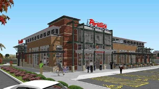 Portillo's is opening its first Michigan restaurant in Sterling Heights.
