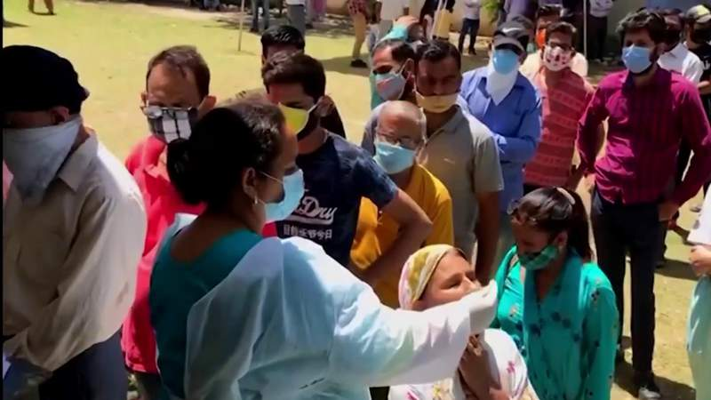 Central Florida organization working to help combat COVID-19 crisis in India