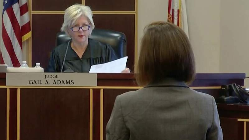 Competency hearing for woman accused of killing 11-year-old daughter