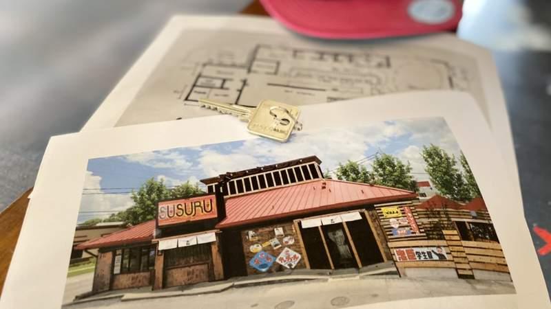Susuru JuJu set to open in Orlando's Milk District