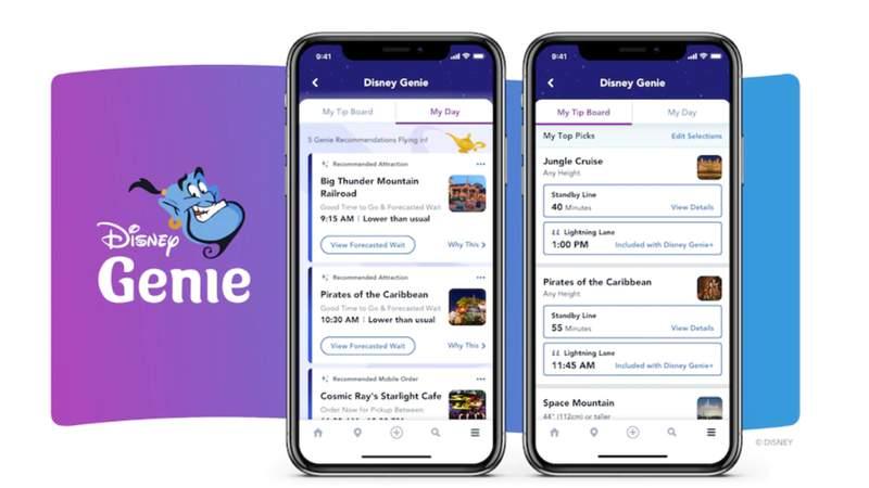 Disney Genie Service to Reimagine the Guest Experience at Walt Disney World Resort